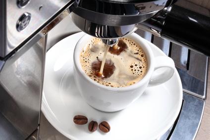 Kaffeevollautomat aus unserem Kaffeevollautomat Test