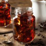Cold Brew Coffee im Glas