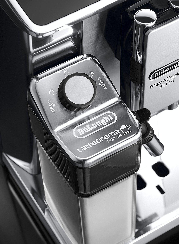 De'Longhi PrimaDonna Elite LatteCrema System