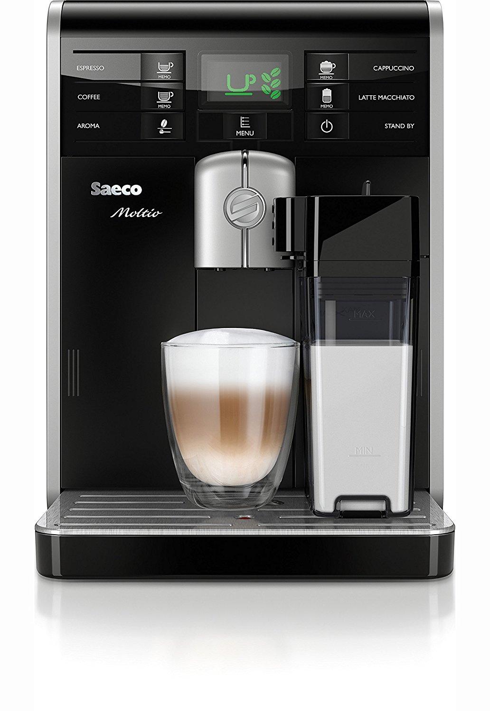 saeco moltio hd8769 01 test aroma kaffeevollautomat. Black Bedroom Furniture Sets. Home Design Ideas