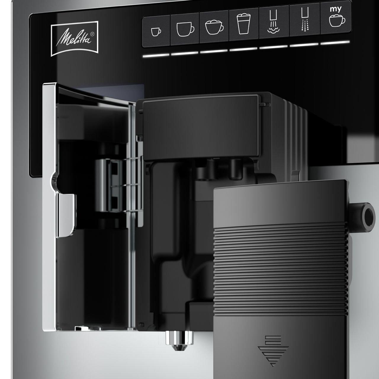 Melitta E 970-306 Melitta Caffeo CI Test 3