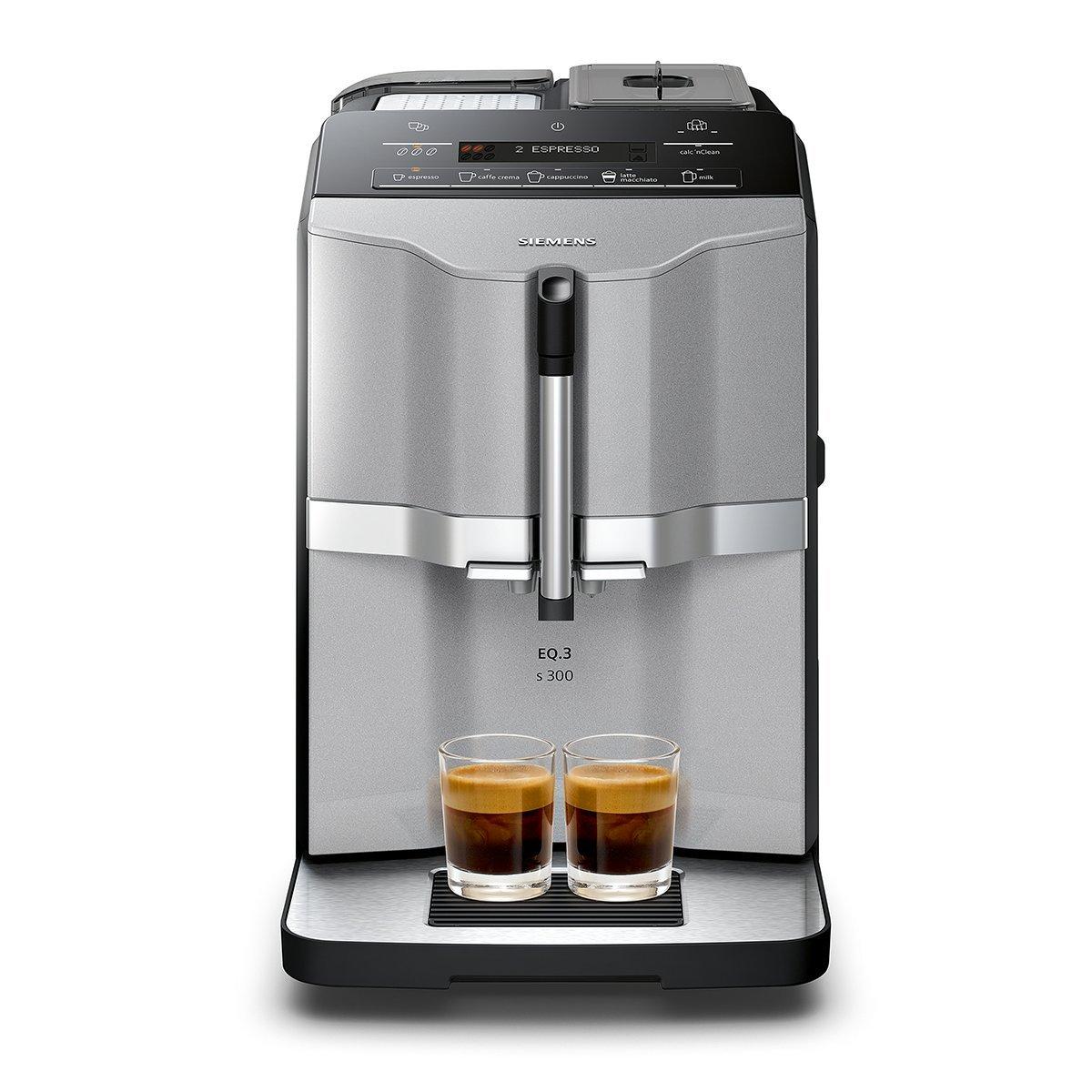 siemens eq 3 s300 ti303503de test aroma kaffeevollautomat. Black Bedroom Furniture Sets. Home Design Ideas