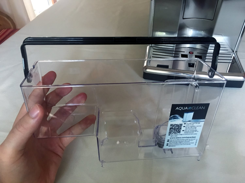 Saeco Incanto Wasserbehälter