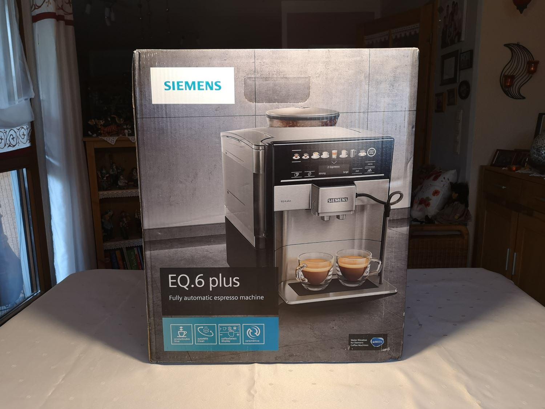 Siemens EQ 6 s300 Verpackung