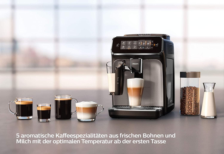 Philips 3200 5 Kaffeespezialitäten