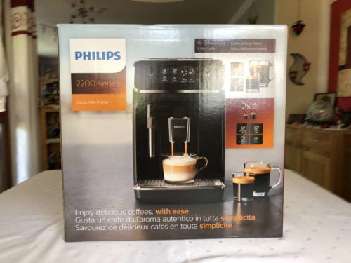 Philips EP2220/10 Verpackung